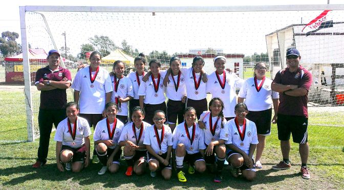 U14G Matrix Reach Finals of Forest Cup