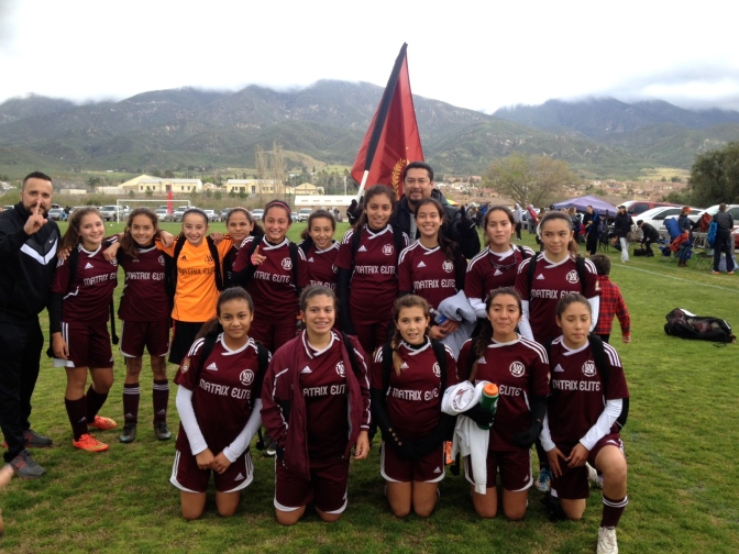 One More Challenge for South Bay Girls: State Cup Final in GU13