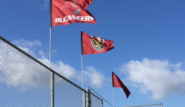 Community Pride Flying High at Our Fields