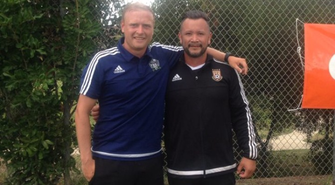 Matrix Elite Coach Completes Coerver Coaching Level 2 Course