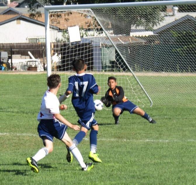 Soccer Summer Camp 2