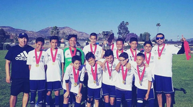 South Bay Teams Dominate Memorial Weekend Tournament