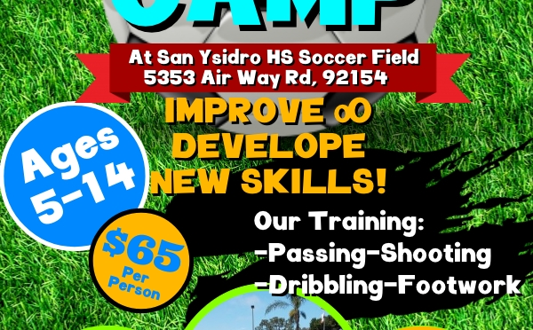 Winter Soccer Camp