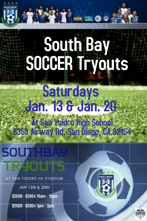 Copy of Youth Soccer Camp Poster