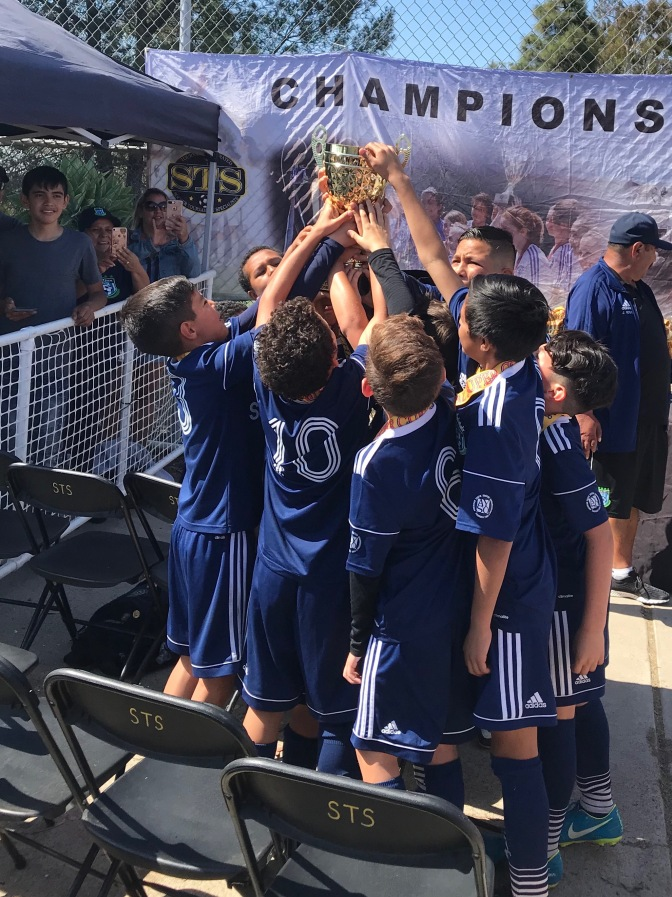 South Bay Teams Dominate Memorial Weekend Tournaments