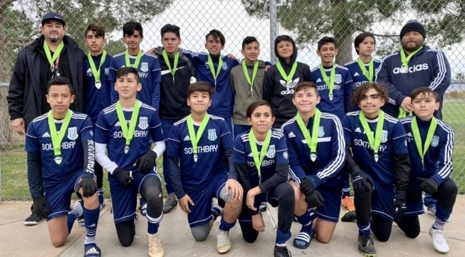 SDDA Champs: South Bay B2005